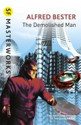 The Demolished Man Alfred Bester cover