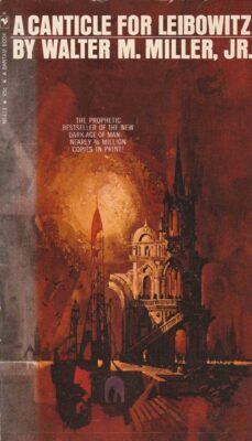 A Canticle for Leibowitz cover