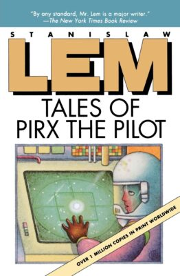 Tales of Pirx the Pilot cover