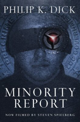 The Minority Report cover