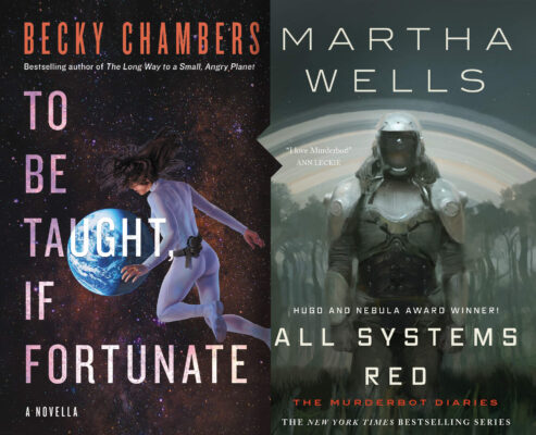 To Be Taught: All Systems Red Covers