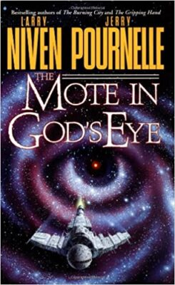 Mote in God's Eye cover