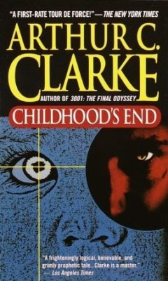 Childhood's End Cover