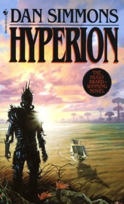 Hyperion Dan Simmons cover