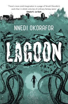 Lagoon cover by Nnedi Okorafor